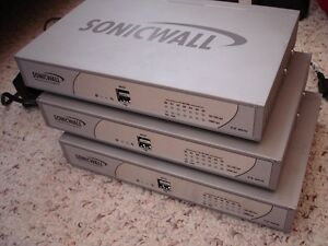 DELL-Sonicwall-Firewall-TZ215-VPN-APL24-08E-Fully-Tested-NO-PS-NO-Transfer-Read