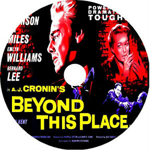 Beyond This Place DVD Van Johnson Vera Miles Bernard Lee  1959 - Northants, United Kingdom - Returns accepted Most purchases from business sellers are protected by the Consumer Contract Regulations 2013 which give you the right to cancel the purchase within 14 days after the day you receive the item. Find out more abou - Northants, United Kingdom