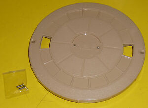 American Products 9 1/8 Inch Tan Skimmer Lid V50-115T 85007430 45118000