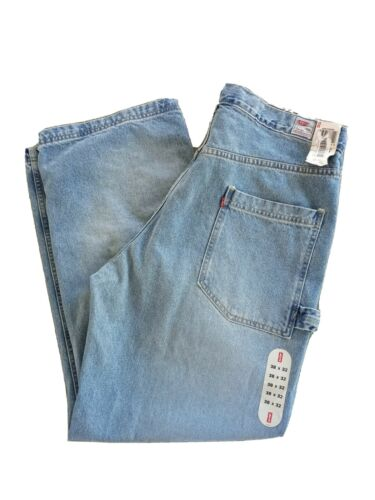 Vintage 90s Levis Jeans Baggy Dry Goods NOS NWT M… - image 1