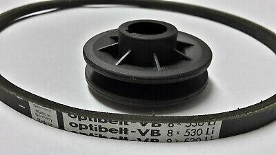 10 x 6 x 552 mm Lw//Ld DIN2215 10 x 530 Li SWR Keilriemen Z21 PLUS