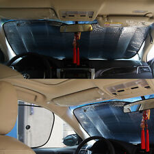 Car 130*60 Sunvisor Sun Shade Sunshade SunScreen Reflect Sunlight Thermal Screen