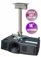 Projector Ceiling Mount For Optoma Tx785 W505 X605