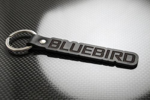 Nissan Bluebird Leather Keyring Keychain Schlüsselring Porte-clés ZX Turbo T72