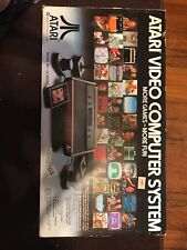 Atari 2600 Launch Edition Woodgrain Console (NTSC)