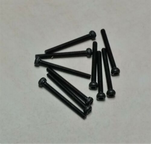 USA Shipping 10 pc  M2x35mm 12.9 Alloy Socket Hex Cup Screws
