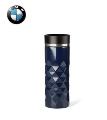 Bmw isotérmica dark blue original bmw Thermo-copa nuevo 80232454640 2454640