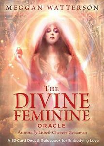 The-Divine-Feminine-Oracle-Deck-A-53-Card-Deck-amp-Guidebook-for-Embodying-Love