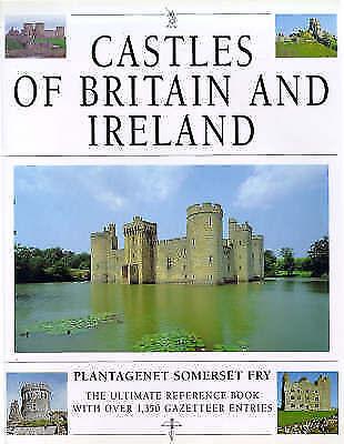 Castles of Britain and Ireland, Fry, Plantagenet Somerset, Good Book