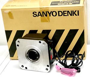 SANYO-DENKI-P80C18050BXS22-AC-Servo-Motor-Brand-New