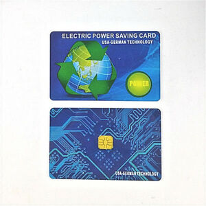 Energy-Saving-Electric-Card-With-Negative-Ions-FIR-USA-German-Technology