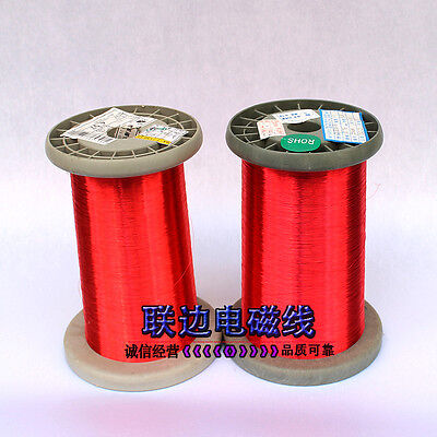 polyurethane Enameled Copper Wire Magnet Wire 2UEW//155 0.17mm #A36L LW