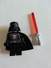 LEGO® Star Wars™ Figur Darth Vader mit Orden, Umhang und Lichtschwert rot Neu