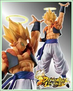 DRAGON BALL Legends Collab Gogeta Super Saiyan Pvc Figure Banpresto