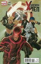 UNCANNY X-MEN 3 RARE VARIANT PHIL NOTO 1:50 1st PRINT VOLUME 3 2013 NM
