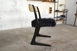 Chaise De Bureau En Fausse Fourrure : Chaise design nv gallery