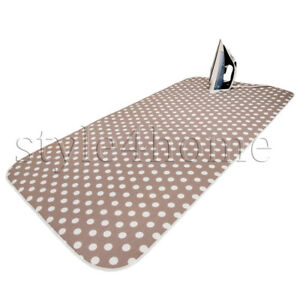 EXTRA-LARGE-Blanket-Portable-TABLE-TOP-PAD-Ironing-Board-Cover-FOLDING-Mat-TRIP