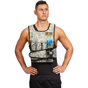 CROSS101-Camouflage-Adjustable-Weighted-Weight-Vest-with-Shoulder-Pads