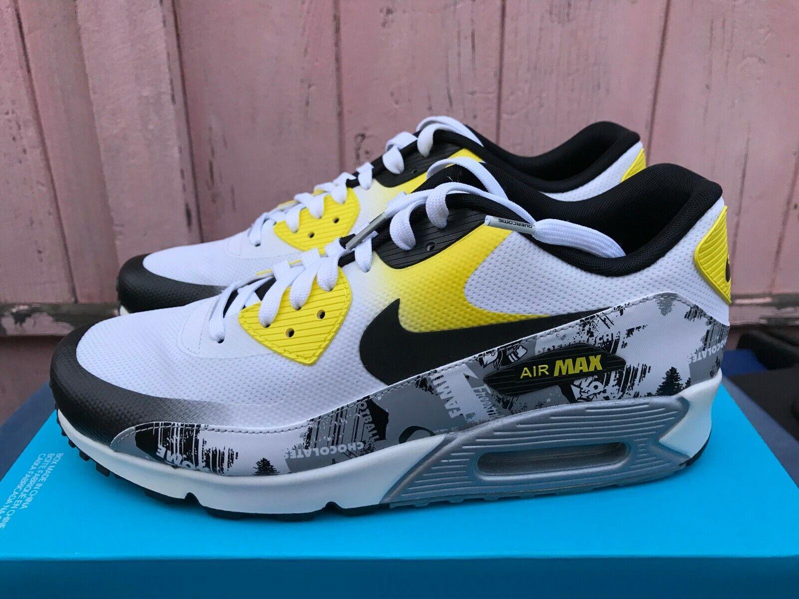 NEW Nike Doernbecher Air Max 90 Oregon Ducks AH6830-100 MENS SIZE 9.5