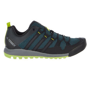 e95eca1bc8f8b Details about Adidas Terrex Solo Cross Trainer Shoes - Mens