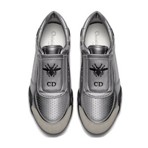 $950 DIOR D-FENCE SNEAKERS SIZE 37