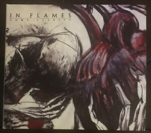 In-Flames-Come-Clarity-Bonus-Dvd-Spec-Dig-2006-Like-New