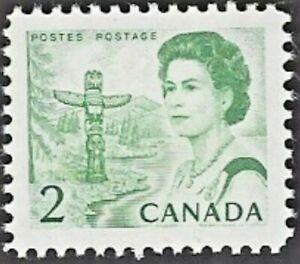 Canada-455-Queen-Elizabeth-II-Original-1967-Pristine-Gum