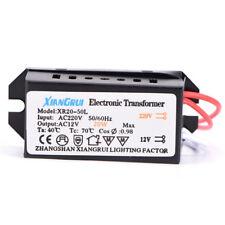 20w Ac 220v To 12v Led Power Supply Driver Electronic Transformeryv