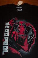 Vintage Style Deadpool Marvel Comics T-shirt Medium W/ Tag
