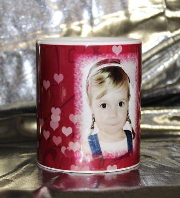 Der GüNstigste Preis Deine Foto-tasse - Mit Deinem Wunsch-foto - Versch. Motive - Auch Text Möglich Chinesische Aromen Besitzen