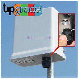 300M-Outdoor-Wireless-AP-range-extender-repeater-Coverage-Garden-2-15dBi-Antenna