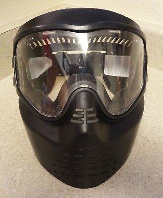 Intelectivo Gen X Global Gxg Xvsn Black Paintball Mask