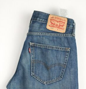 Levi's Strauss & Co Hommes 508 Slim Jeans Jambe Droite Taille W30 L32 AVZ749