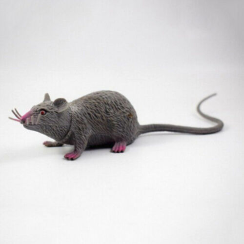 Tricks Pranks Props Toy Rats Mouse Hallowen Fake Tricks Child Kid Toys Rubber