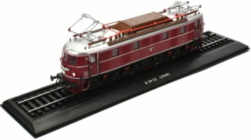 1940 Atlas Edition 105 E 19 12 Deutsche Reichsbahn  1//87 H0 Standmodell