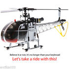 Walkera 4F200LM 2.4GHz 6CH Brushless Three-Axis Gyro RC Helicopter BNF