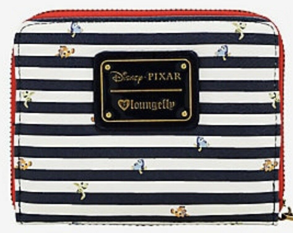 Loungefly Disney Pixar Finding Nemo Mini Backpack NWT Receipt Shown!