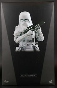 Star Wars Episode V The Empire Strikes Back Hot Toys 1//6 MMS369 Yoda Ready