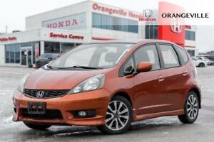 2013 Honda Fit Sport 5AT