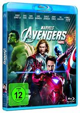 Marvel's The Avengers [Blu-ray](NEU/OVP) Robert Downey jr., Chris Evans, Scarlet