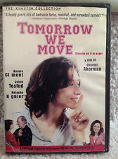 Tomorrow We Move - in French w/English sub, very good, free shipping