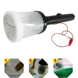 Mini-flocage-machine-Statique-Herbe-Applicateur-SCENIC-modelisation-Plant-Master-NEUF
