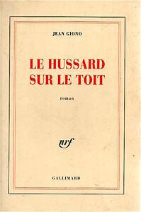 LE-HUSSARD-SUR-LE-TOIT-JEAN-GIONO