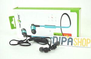Sport S8 Wireless ds Nere Auricolari Microfono hsb Bluetooth Cuffie TeKone xqnq4pIB