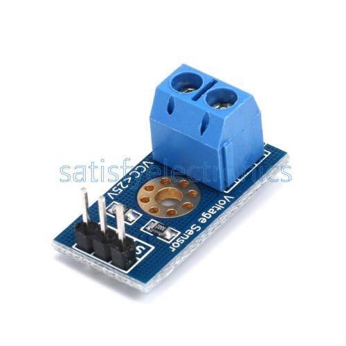 10PCS Standard Voltage Sensor Module For  Arduino NEW