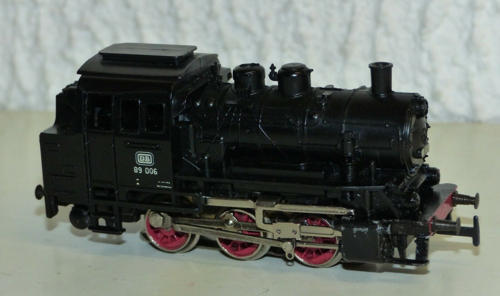 Märklin BR 89 006 Steam Locomotive Tank Locomotive h0 1 87 Good Condition