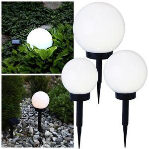 LED Solar-Kugel-Lampe \