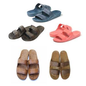248f854d265a36 Image is loading Pali-Hawaii-Original-Classic-Jesus-slide-sandal-Eva-