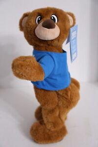 Twerking-Teddy-Bear-Animated-Gemmy-Plush-Toy-Doll-NEW-NWT