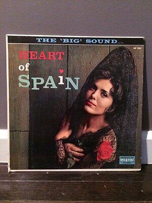The Big Sound Heart Of Spain Les Desperados Lp Spin O Rama Mk 3084 Ebay